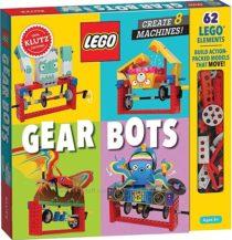 Набор Создай механизмы Klutz Lego Gear Bots
