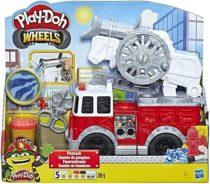 Плей до Пожарная Машина большая Play-Doh Wheels Firetruck