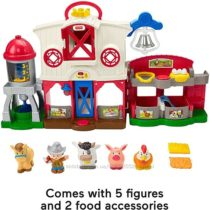 Fisher-Price Little People Caring for Animals Farm Муз. ферма Фишер Прайс