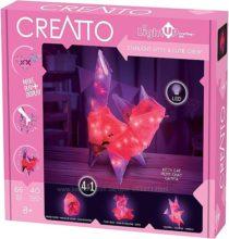 Конструктор-ночник Creatto Starlight Kitty & Cutie Crew Light-Up Craft Puz
