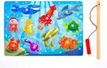 Магнитный пазл Рыбалка Fishing Magnetic Puzzle Game, Melissa&Doug