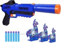 Бластер Nerf Fortnite SP-R с тремя мишенями