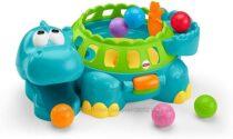 Динозавр с шариками Go Baby Go Poppity Pop Musical Dino Fisher-Price