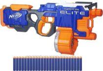 Бластер Nerf Elite HyperFire, Эко-упаковка
