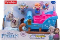 Игровой набор Fisher-Price Disney Frozen Kristoff&s Sleigh Сани Кристофа