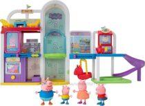 Игровой набор Торговый центр Свинка Пеппа с семьей Peppa Pig Shopping Mall