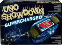 Настольная игра Уно UNO Showdown Supercharged.