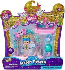 Shopkins Happy Places Happy Scene Pack Очаровательная свадебная арка