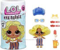 L. O. L. Surprise Hairgoals Series 2 ЛОЛ Модный стиль MGA 2 волна.