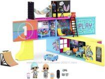 L. O. L. Surprise Clubhouse Клубный дом ЛОЛ Ремикс с 2 эксклюзивными куклам