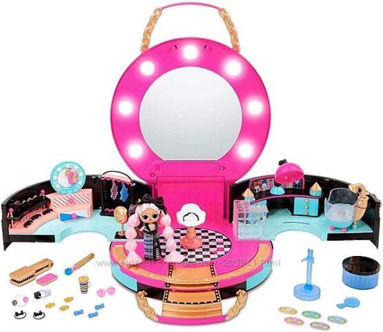 Игровой набор ЛОЛ Сюрприз Салон Красоты LOL Surprise Hair Salon Playset
