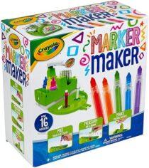 Набор по созданию фломастеров Crayola Marker Maker DIY Craft Kit
