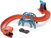 Hot Wheels Монстры в городе Viper Bridge Attack Play Set