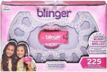 Набор с машинкой и 225 камней для украшения волос и аксессуаров, Blinger