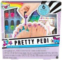 Детский безопасный набор для педикюра Fashion Angels Pretty Pedi Pedicure K
