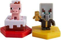 Игровой набор мини-фигурок Minecraft Earth Boost Minis Figures, Pigging Out