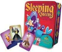 Игра Sleeping Queens Game Deluxe 10th Anniversary Tin Edition by Gamewright